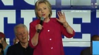Clinton: I Don't Recognize Bigotry, Bullying