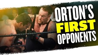 Randy Orton's first 5 opponents in WWE