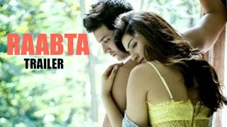 Raabta (Movie) Trailer 2016  Sushant Singh Rajput , Kriti Sanon , Dinesh Vijan  Coming Soon