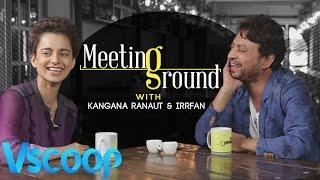 Kangana Ranaut To Star Opposite Irrfan Khan #VSCOOP