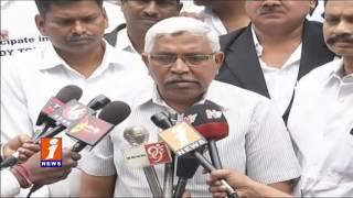 We Are Not Opposite To Mallanna Sagar Project   JAC Kodandaram   iNews