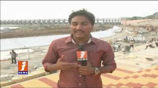 Krishna Pushkaralu   Works Speed up in Progress   iNews