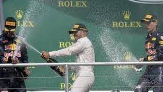 Lewis Hamilton vence na Alemanha e abre vantagem na liderança da Fórmula 1