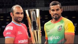 Pro Kabaddi League 2016 Season 4 Patna Pirates Vs Jaipur Pink Panthers Final Match