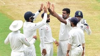 WI v IND: Surprised West Indies won the toss and batted first - R Ashwin