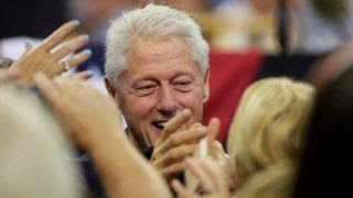 What would Bill's role be as first gentleman?