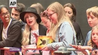 'Harry Potter' play casts a spell over London