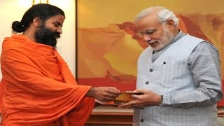 Baba Ramdev appeals to PM to reunite Pak-occupied Kashmir