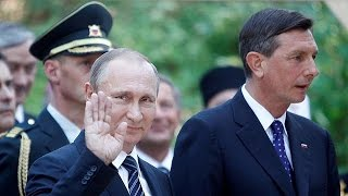 Putin visits Slovenia: Past and present ties on agenda with EU member state