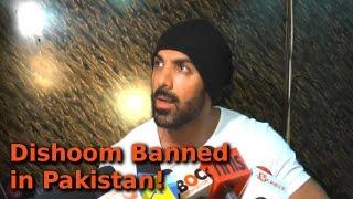 Dishoom Is Not An Anti-Pakistan Film- John Abraham | Dishoom Banned In Pakistan