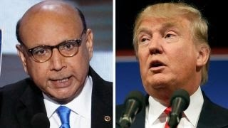 Veteran panel sounds off on Trump-Khan controversy