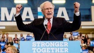 Warren Buffett slams Donald Trump's business record
