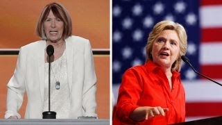 Are Clinton's Pat Smith comments getting a 'free pass'?