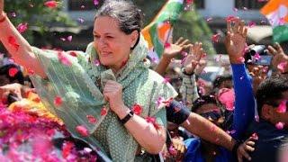 Sonia Gandhi to Start Varanasi Campaign - UP Elections 2016