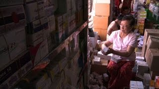 Emerging Myanmar discovering it pays to insure