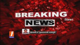 TDP And YCP Dharna At Parliament Gandhi Statue For AP Special Status | iNews