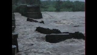 Search for 20 feared dead after India bridge collapse