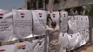 Global solidarity month after deadly Baghdad bombing