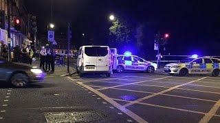 London knife Terrorist attack leaves 1 dead, 6 hurt London Terror Attack
