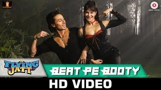 Beat Pe Booty - A Flying Jatt  Tiger S, Jacqueline F  Sachin, Jigar, Vayu & Kanika Kapoor