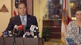 Rubio Urges Federal Government for Zika Funding