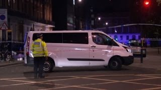 Raw: Fatal Knife Attack in London