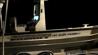 Raw: One Missing After Louisiana Chopper Crash