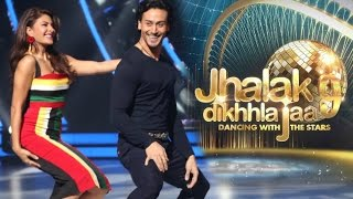 Jacqueline Fernandez And Tiger Shroff Hot Perfomance On Jhalak Dikhla Jaa Season 9