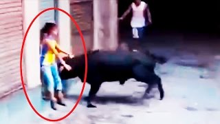 5 Disturbing and Shocking Moments Caught on Video