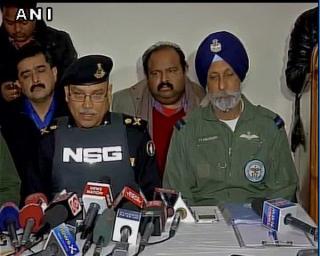 पठानकोट हमले पर NSG के IG का बयान