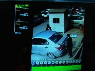 मैक्स अस्पताल की पार्किंग से दिनदहाड़े कार चोरी (Delhi)