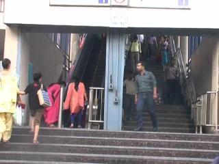 24 वर्षीय युवक ने मेट्रो के सामने कूदकर दी जान