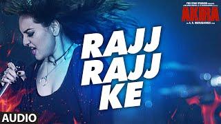 RAJJ RAJJ KE Full Audio Song  Akira Sonakshi Sinha Konkana Sen Sharma | Anurag Kashyap