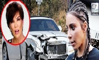 Kim Kardashian TALKS About Kris Jenner's Accident
