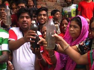 दिल्ली : लोगों को पानी के रूप में दिया जा रहा है ज़हर !