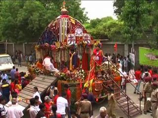 दिल्ली : भगवान जगन्नाथ की रथ यात्रा की हुई शुरुआत