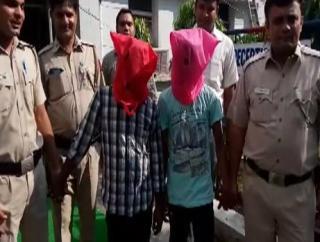 कालकाजी इलाके में हुई बुज़ुर्ग महिला की हत्या की गुत्थी सुलझी