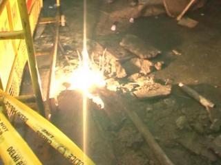 अंडरग्राउंड बिजली की केबल में हुआ अचानक ब्लास्ट, 2 बच्चे समेत 3 घायल