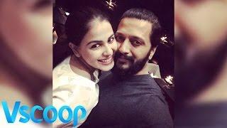 Riteish Deshmukh's Romantic Birthday Wish To Wife Genelia D'Souza #VSCOOP