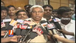 JAC Chairman Kodandaram Ram Pay Tributes in Prof Jayashankar Death Anniversary | iNews