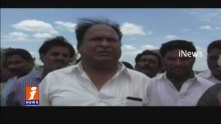 Breach to Branch Canal at Addanki  Prakasam District   iNews