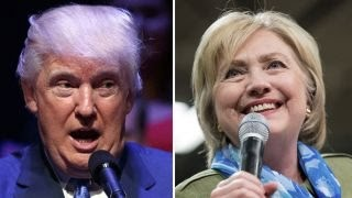 Polls show Americans dislike Trump and Clinton