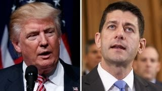 Trump team insists he has 'good relationship' with Paul Ryan