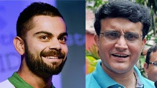 Sourav Ganguly slams Virat Kohli for his strategy against West Indies