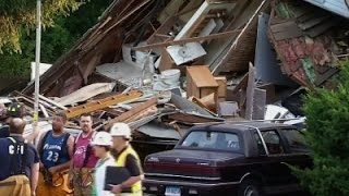 Connecticut House Explosion Injures Seven
