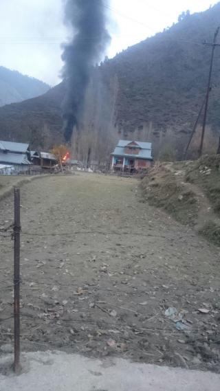 Tangdhar Me Army Camp Par Aatanki Hamla, 1 Jawan Shaheed