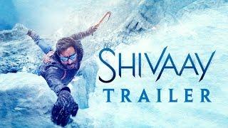 Shivaay   Official Trailer   Ajay Devgn