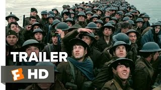 Dunkirk Official Announcement Trailer (2016)