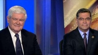 Exclusive: Gingrich, Becerra debate state of 2016 race