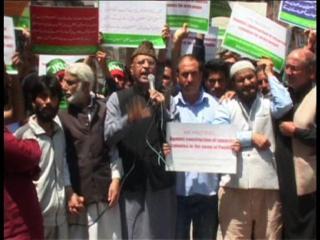 कश्मीर में नहीं बनने देंगे सैनिक और पंडित कॉलोनियांः अलगाववादी